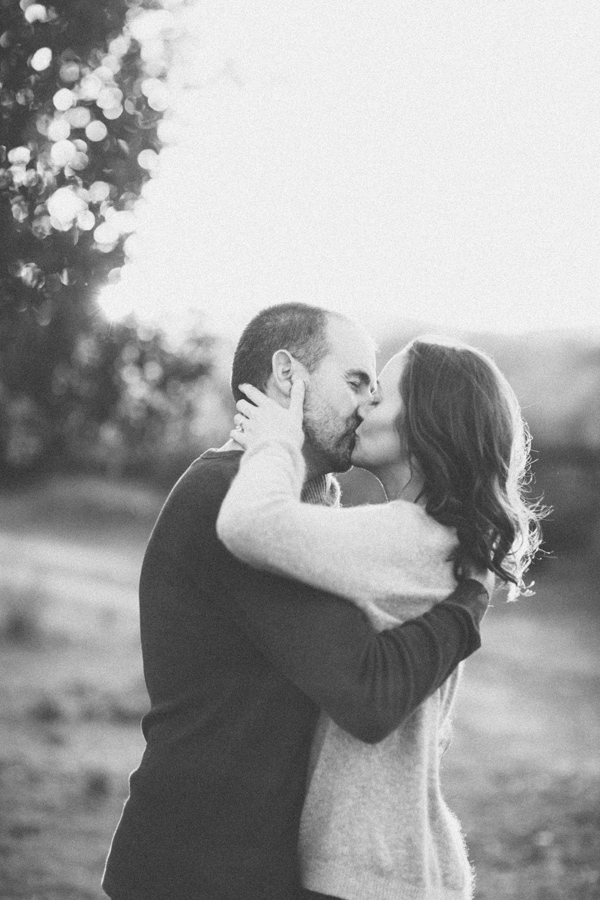 Rustic engagement photographer in the Ojai Valley