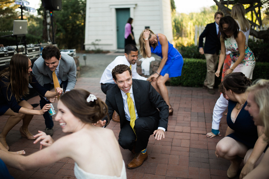 Rengstorff House Wedding