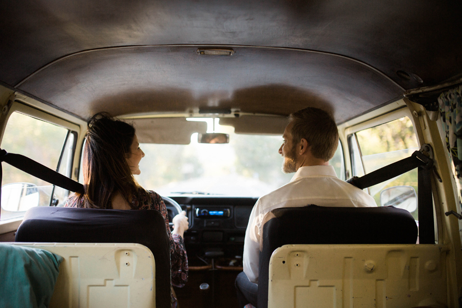Ojai Engagement, Vw Bus engagement