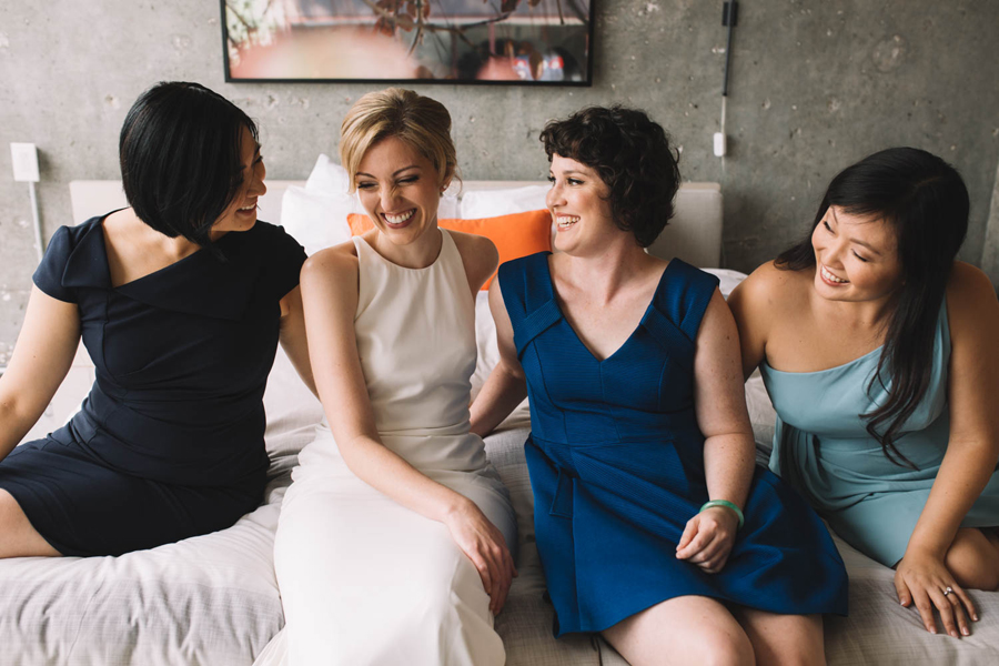 Line Hotel Wedding