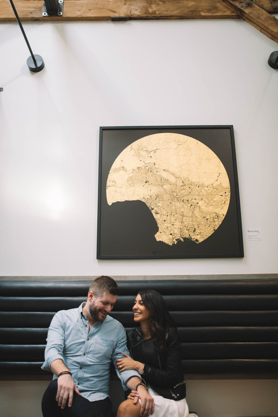 Intelligentsia Cofee Venice Engagement