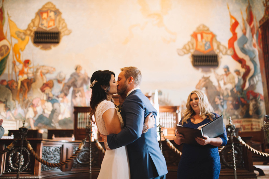 Narrative Loft wedding