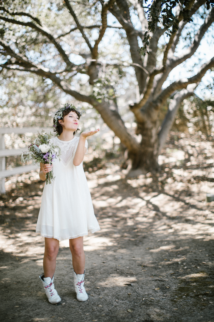 Ojai Backyard Wedding