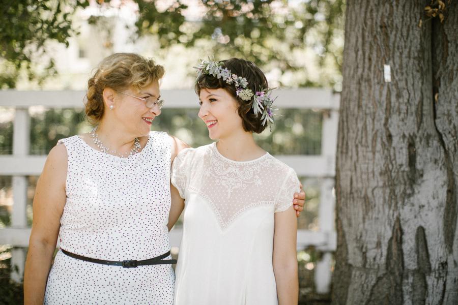 Ojai Backyard Wedding