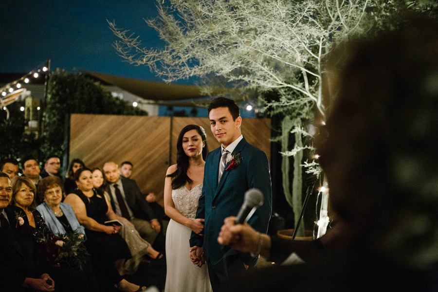 The Ruby Street Wedding