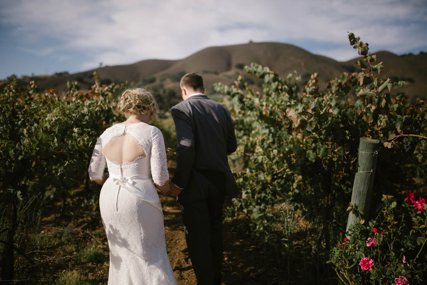 kirigin Cellars Wedding