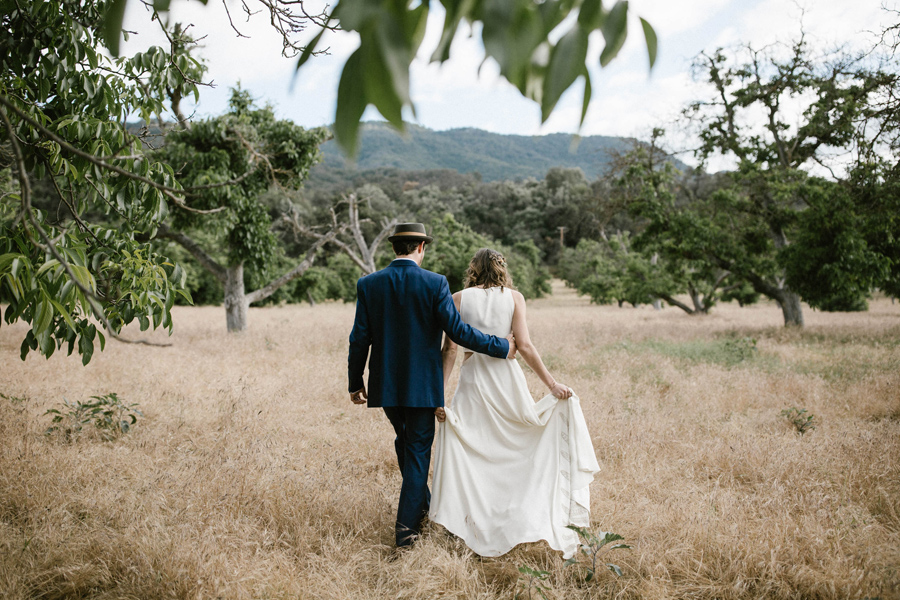 Black Walnut Ranch Wedding